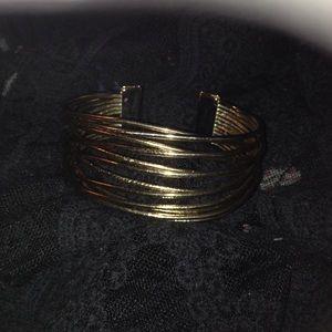 Jewelry - Gold Fashion Bracelet